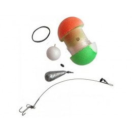 Колобашка якорная жерлица d 50 мм (оснащенная)