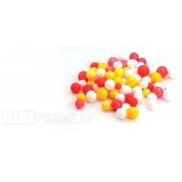 Набор пенопластовых шариков 200шт.