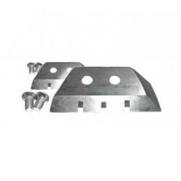 Ножи для ледобура NERO 130 мм зубчатые 1003-130