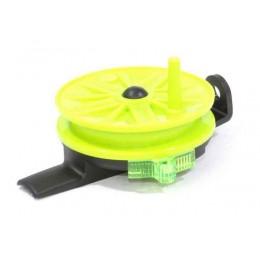 Катушка проводочная Пирс Мастер WHZ-H 60 черный/зеленый