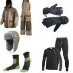 Одежда зимняя