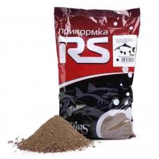 Прикормка RS 1 кг Карп темный