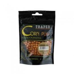Плавающая кукуруза TRAPER CORN PUFF 4 мм Czekolada (шоколад)