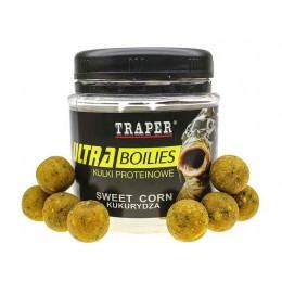 Бойлы TRAPER ULTRA 100 гр Ø16мм (кукуруза)
