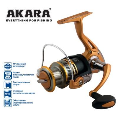 Катушка безынерционная Akara Demetra FD1000A 3+1bb