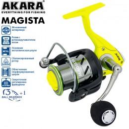 Катушка безынерционная Akara Magista AFM 3000 3+1bb