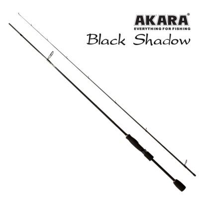 Спиннинг AKARA SL1001 BLACK SHADOW 244 3.5-10.5 FAST, фото