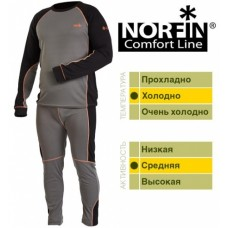 Термобелье NORFIN COMFORT LINE GRAY