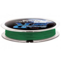 Плетенка Benkei PE 120м 1 color зеленый #4 0,30 мм 20кг