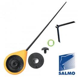 Удочка зимняя SALMO SPORT 24.3 желтая