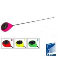 Удочка зимняя SALMO SPORT 24.3 фиолетовая