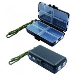 Коробка для рыболовных мелочей Namazu Case, 9 отделений