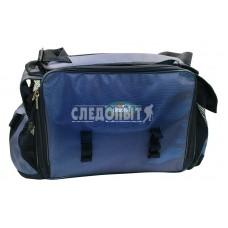Сумка рыболовная Следопыт Lure Bag XL цвет Синий (+5 коробок Luno 28)