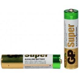 Батарейка GP Super LR03/24A (AAA) (1шт)