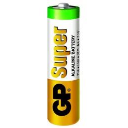 Батарейка GP Super LR6/15A (AA) (1шт)
