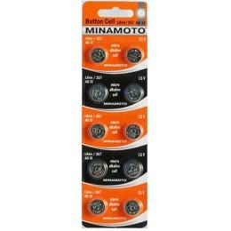 Батарейка Minamoto LR44/357/AG13 10ВР (1шт)