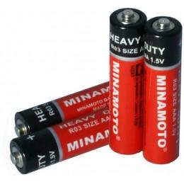 Батарейка Minamoto R03 (ААА) (1шт)