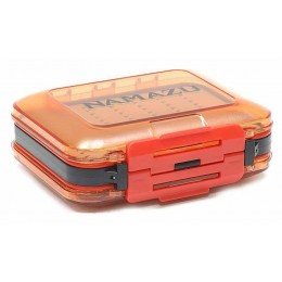 Коробка для мормышек и мелких аксессуаров Namazu тип В 150х100х45 мм