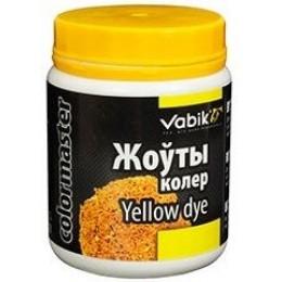 Добавка в прикормку Vabik Colormaster Желтый 100г