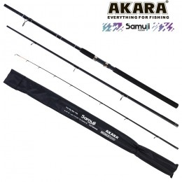 Фидер AKARA SAMUJI 390 см 40-120 гр