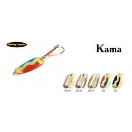 Блесна Akara Kama 6045 60 мм 20 гр цвет 002/Go незацепляйка
