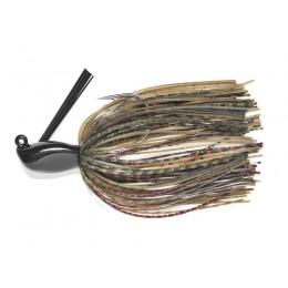 Джиговая приманка MEGABASS SURVIVAL JIG цвет GREEN PUMPKIN SHRIMP 05