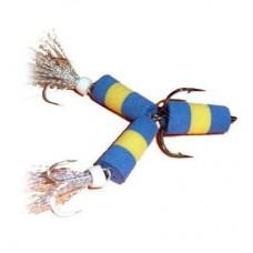 Приманка джиговая (мандула) XXL FISH ФЛАЖОК МОДЕЛЬ № 152 цвет СЖС