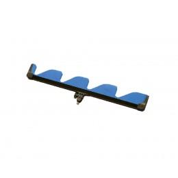 Гребенка подставка для удилищ FLAGMAN 48см с регулир. угла наклона Z00027
