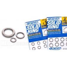Кольцо для карповой оснастки OWNER 5195 SOLID RING # 6.5