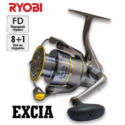 Катушка безынерционная RYOBI EXCIA MX 4000, фото