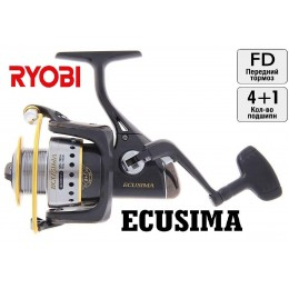 Катушка безынерционная RYOBI ECUSIMA 4000 VI