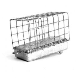 Кормушка фидерная сетка металл. IVVA 100 гр