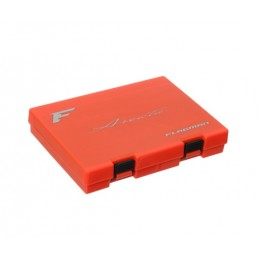 Коробка для блесен Flagman Areata Spoon Case Orange 200x140x35 / FASCO