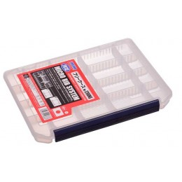 Коробка рыболовная Meiho Micro Rin System 255x190x28 / 1200NS
