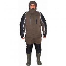 Зимний костюм Элементаль WORGEN -42°C мембрана цвет хаки