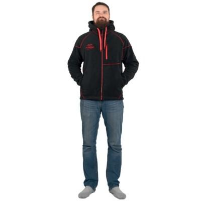 Куртка флисовая с капюшоном Alaskan BlackWater, фото