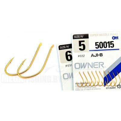 Крючок одинарный OWNER 50015 AJI-BМ № 07