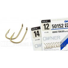 Крючок одинарный OWNER 50152 Amano Tenkara № 10