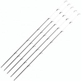 Квивертип Feeder Concept DISTANCE 2.5 OZ (70гр) 3.0мм/520мм графит набор - 5шт