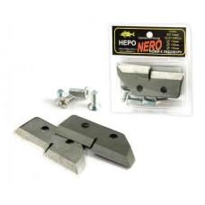 Ножи для ледобура NERO 130 мм ступеньчатые 1004-130