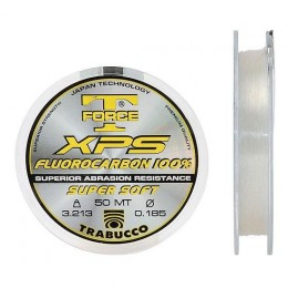 Флюрокарбон Trabucco T-Force Fluorocarbon 100% 50 м 0.104 мм