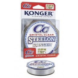 Леска Konger Steelon Crictal Clear 150 м 0.22 мм