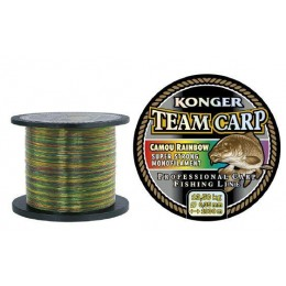 Леска Konger Team Carp Rainbow 1000 м 0.40 мм