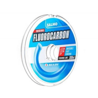 Флюрокарбон SALMO FLUOROCARBON 0.16 мм 30 м 1.9 кг цвет ПРОЗРАЧНЫЙ
