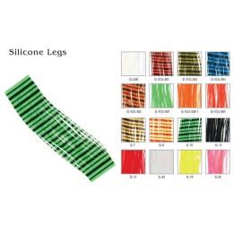 Материал для вязки мушек Akara Silicone Legs 15 см 10