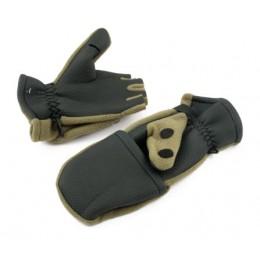 Рукавицы-перчатки Tagrider 0913-14 беспалые неопрен - флис