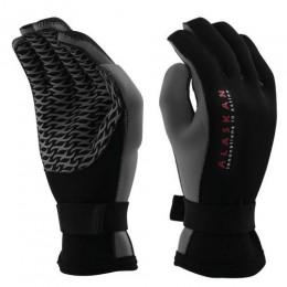 Перчатки неопреновые Alaskan черно-серые