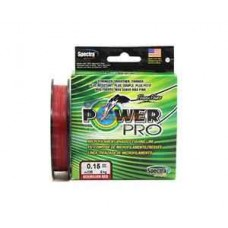 Плетенка POWER PRO VERMILION RED 0.13 мм 135 м