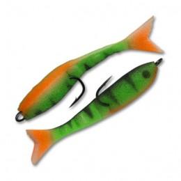 ЛП рыбка Неперфорированная 6 см цв. 04 (уп. 5 шт) LPN6-04