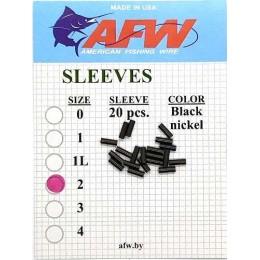 Трубки обжимные AFW 20шт в упаковке №1